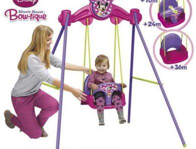 Quel âge pour une balançoire bébé?